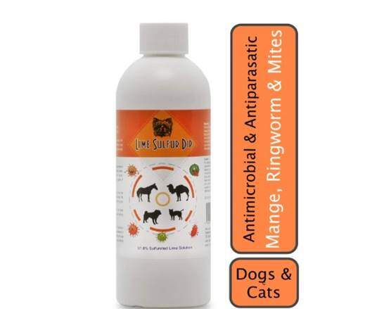Classic's Lime Sulfur Dip - Pet Care and Veterinary Treatment
