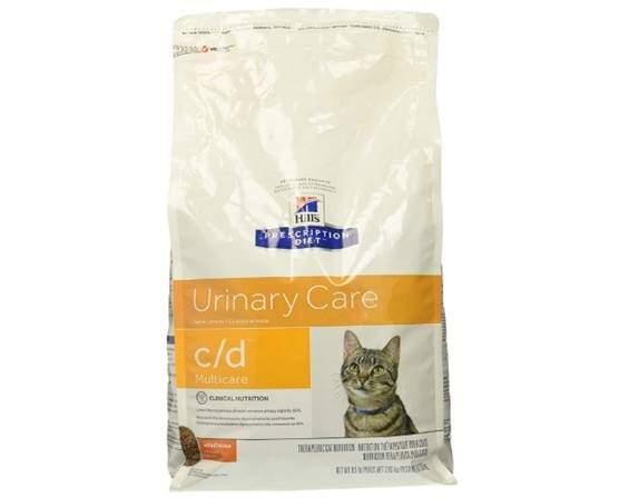 Hill's Prescription Diet cd Feline Urinary Tract Multicare, Chicken