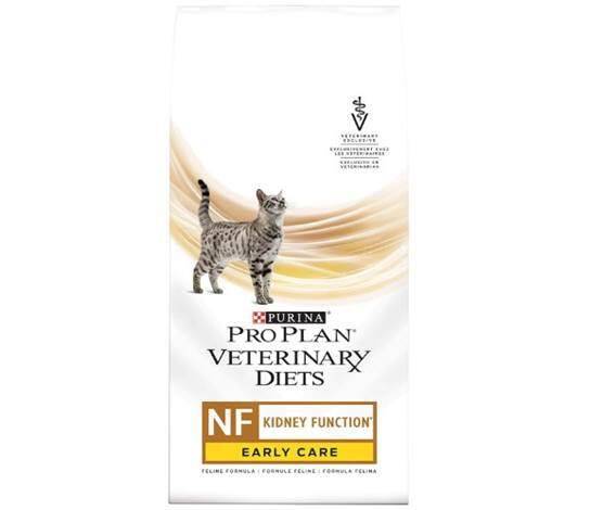 Purina Pro Plan Veterinary Diets Early Care Kidney Function Feline Formula Adult Dry Cat Food