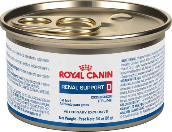 Royal Canin Renal Support D