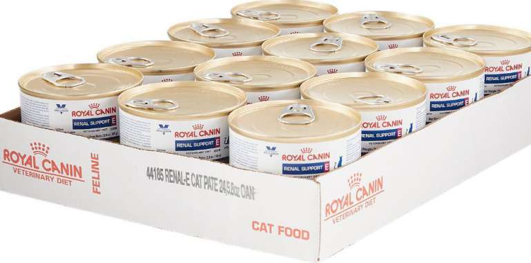 Royal Canin Renal Support E Canned