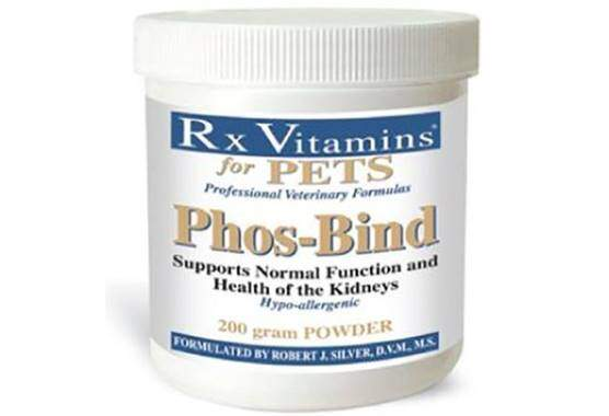 Rx Vitamins for Pets Phos-Bind for Dogs & Cats