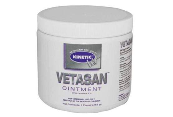 Vetasan Ointment for Dogs and Cats