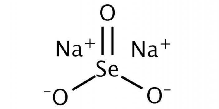 Is sodium selenite in cat food