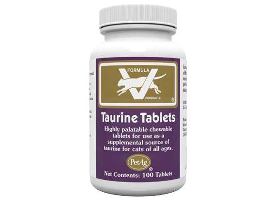 PetAg Taurine Tablets