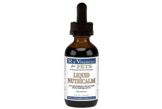 Rx Vitamins for Pets Liquid Nutricalm Supplement