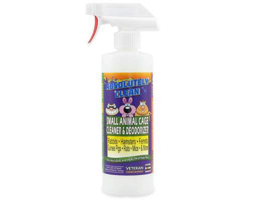 Amazing Small Animal Cage Cleaner by Absolutely clean