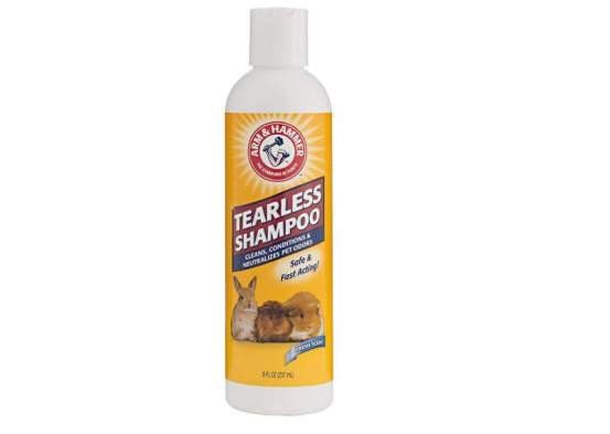 Arm & Hammer Tearless Shampoo and Deodorizing Spray for Small Animals