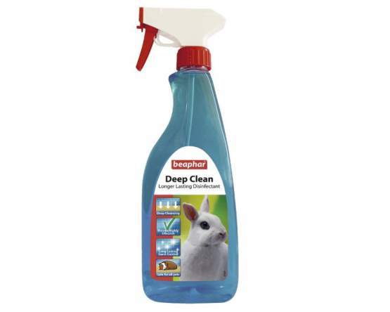 Beaphar Deep Clean Disinfectant for Rodents