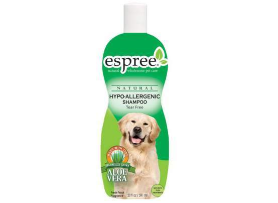 Espree Natural Hypo-Allergenic and Luxury Shampoo and Conditioner