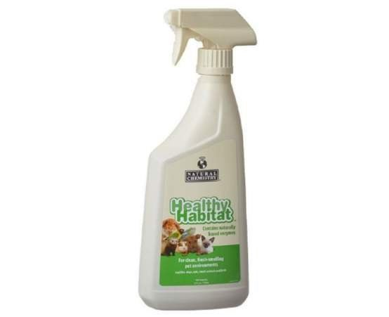 Natural Chemistry Healthy Habitat Cleaner and Deodorizer Reptile & Small Pets