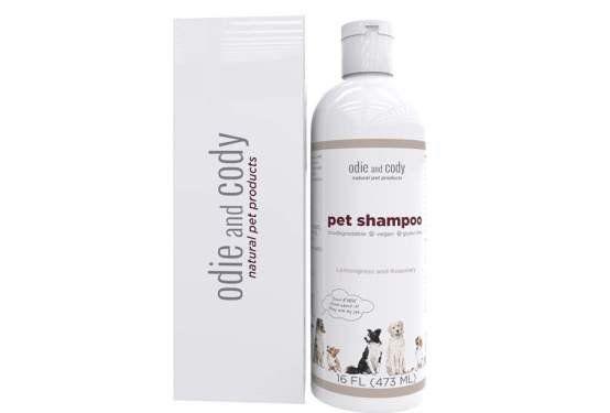 Odie and Cody Natural Dog Shampoo, Organic