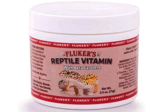 Fluker's Repta Vitamin with Beta Carotene