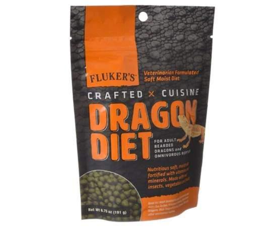 New Fluker'S Crafted Cuisine Adult Bearded Dragon Diet