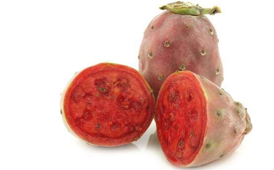 Prickly pear and fruit