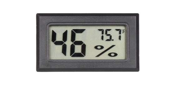 Qooltek Mini Digital Hygrometer Thermometer