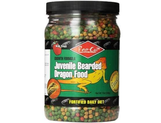 Rep-Cal Juvenile bearded dragon food