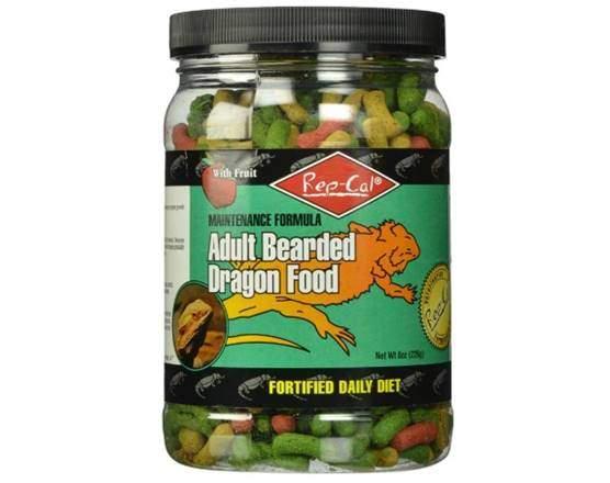 Rep-Cal SRP00815 Adult Bearded Dragon Pet Food