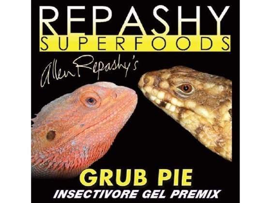 Repashy Grub Pie Insectivore Diet Gel Premix (Reptile)