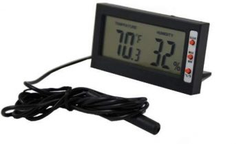 11 Best Reptile Thermometers for a Terrarium or Vivarium