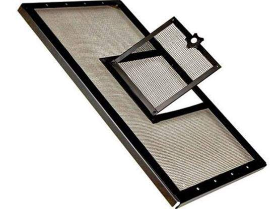 Zilla R SRZ100011875 Fresh Air Screen Cover with Hinged Door