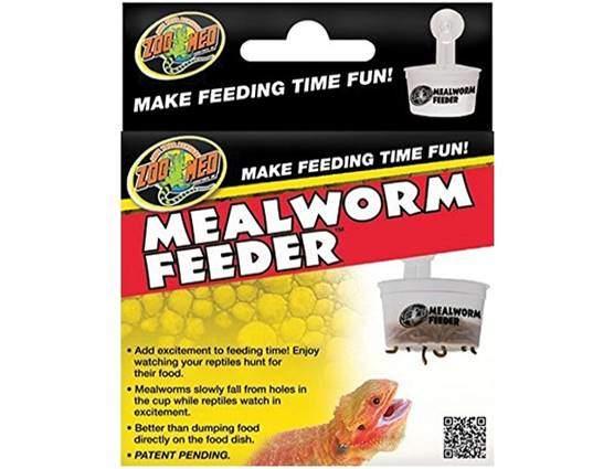 Zoo Med Hanging Mealworm Feeder