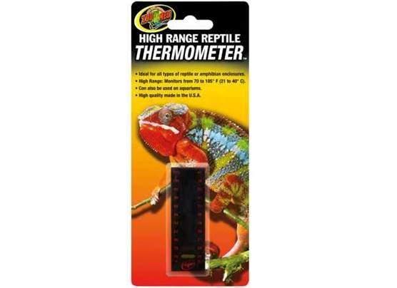 Callisia repensZoo Med High Range Reptile Thermometer