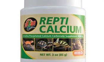 Best Bearded Dragons Calcium, Vitamin D3, and Multivitamin Supplements