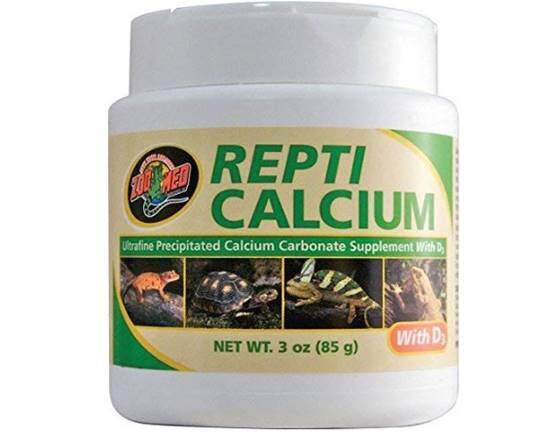 Zoo Med Repti Calcium D3 Reptile Supplement