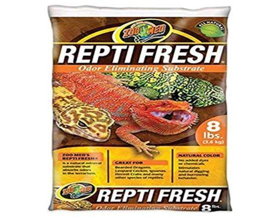 Zoo Med ReptiFresh Odor Eliminating Substrate, Blacks & Grays