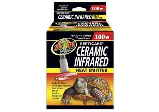 Zoo Med Repticare Ceramic Infrared Heat Emitters