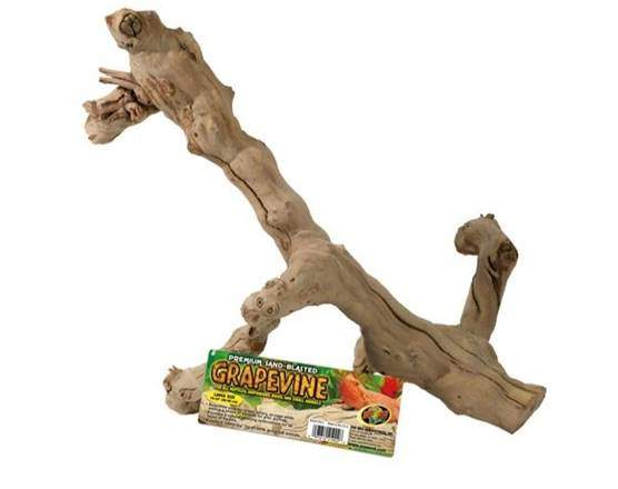Zoo Med Sandblasted Grapevine Show, 30 - 40-Inches
