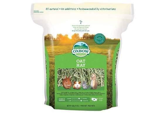 Oxbow oat hay