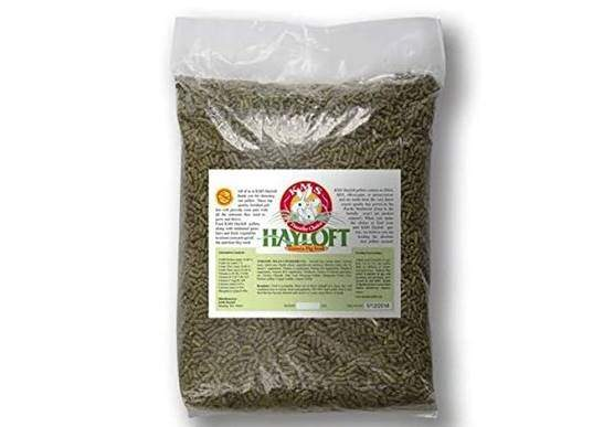 KMS Hayloft Timothy Choice Pellets Guinea Pig and Rabbit Food