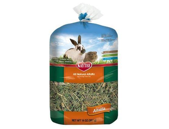 Kaytee Alfalfa Mini Bale Pet Treat