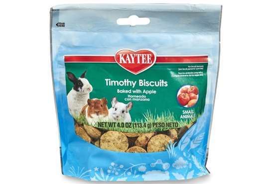 Kaytee Timothy Biscuits Baked Treat Apple