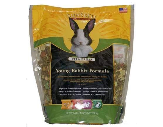 Sun Seed Rabbit (Young) Vita Plus