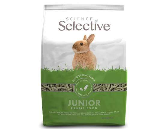Supreme Petfoods Science Selective Junior Rabbit