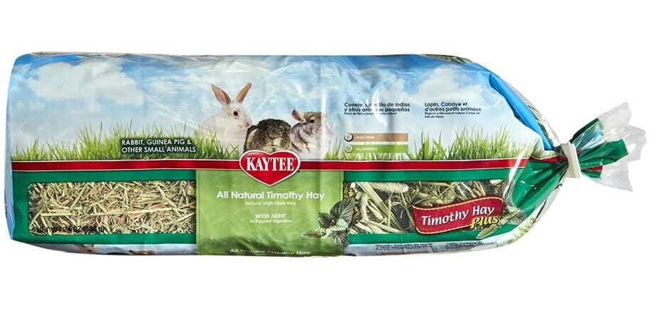 Kaytee Timothy Hay for Rabbits & Small Animals, Assorted Flavor