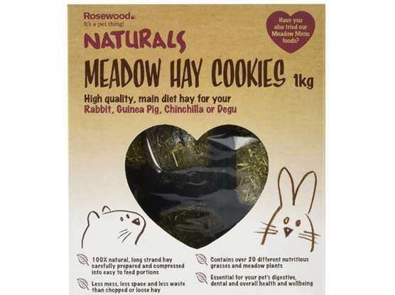 Rosewood Pet Meadow Hay Bales - Food For Small Animals