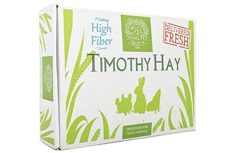 Small Pet Select 1St Cutting High Fiber Timothy Hay Pet Food