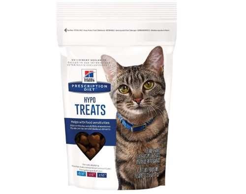 Hill's Prescription Diet Hypo Treats Feline