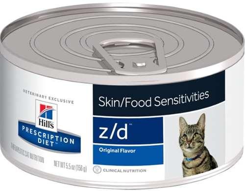 Hill's Prescription Diet zd™ Feline Wet Cat Food