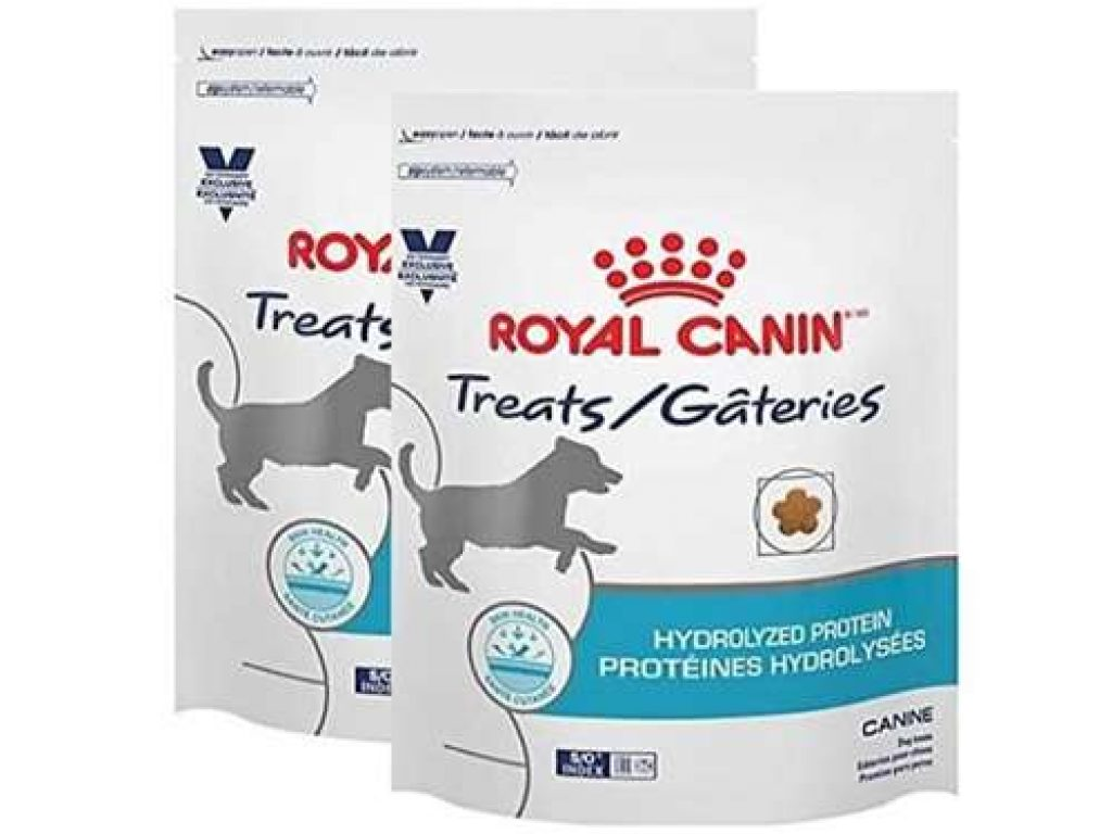 Royal Canin Veterinary Diet Hydrolyzed Protein Canine Dog Treats