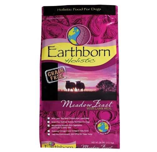 Earthborn Holistic Meadow Feast Grain-Free Natural Dry Dog Food