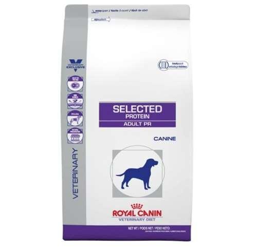 Royal Canin Veterinary Diet Canine Hypoallergenic PR Potato & Rabbit Dry Dog Food