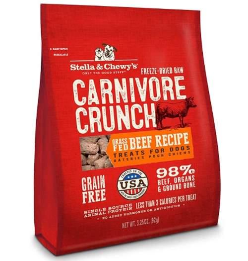 Stella & Chewy'S Carnivore Crunch - Beef Recipe