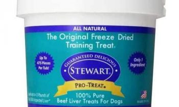 12 Best Freeze-Dried Dog Treats with Reviews