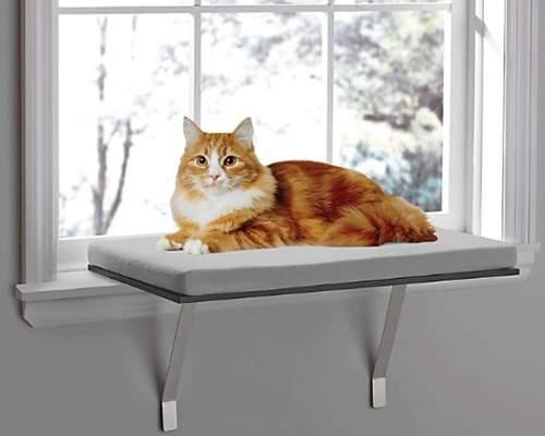 Pawslife Deluxe Window Cat Perch